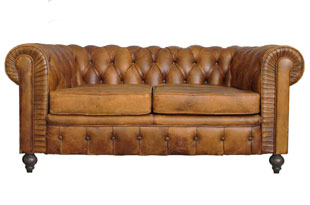 FRN733: Chesterfield Love Seat