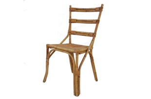 FRN743: Set of 6 Audoux Minet Chairs