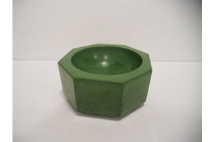 ACC1425: Octavia Bowl - Solid Green