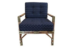 FRN837: Harbinger David Rattan Chair