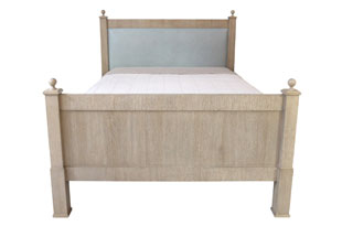 FRN858: Harbinger Sellig Rift Oak Queen Bed