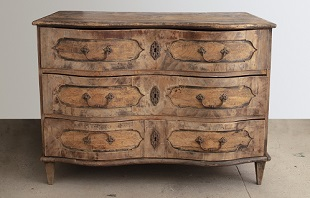 FRN042: Harbinger NY - Antique Austrian Commode