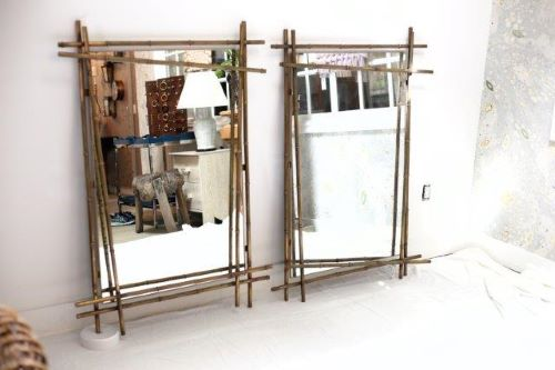 ACC5012: Pair of Brass Mirrors