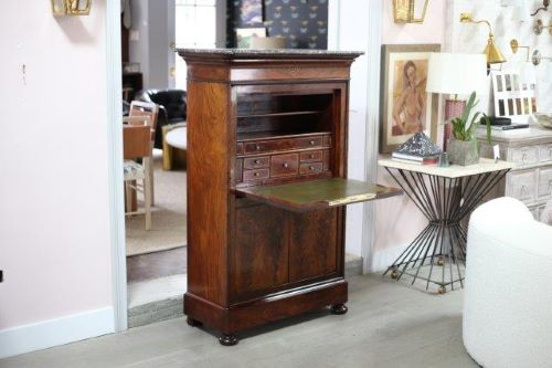 FRN1092: Antique Mahogany Secretaire