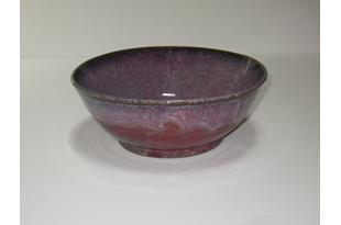 ACC1367: Medium Pink and Purple Bowl