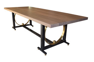 FRN592: Harbinger Caulfield Dining Table