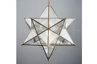 : Hector Finch Star Pendant Large