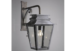 : Hector Finch Zeus Hanging Lantern On Bracket Small