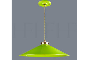 : Hector Finch Lucia Pendant Extra Large Verde Selenio