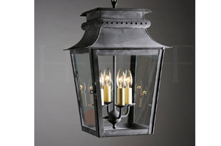 : Hector Finch Zeus Hanging Lantern Large