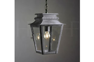 : Hector Finch Zeus Hanging Lantern Small